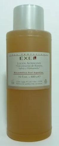 Loción Herbácea c/ Centella Asiática x 480ml Exel