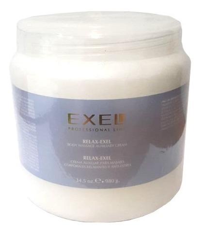 Crema Relax para Masajes x 980g Exel