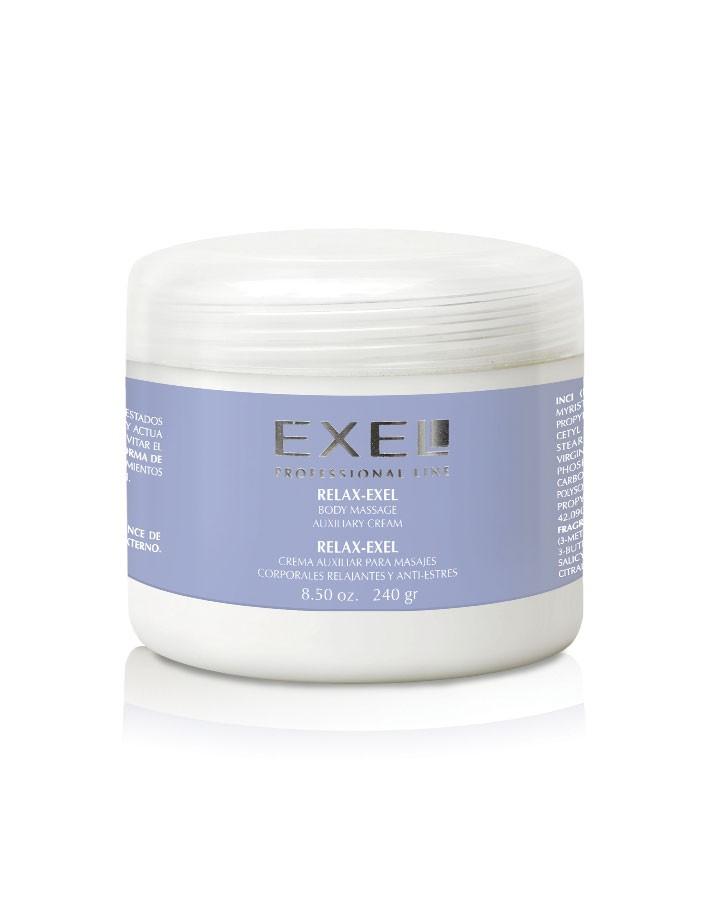 Crema Relax para Masajes x 240g Exel
