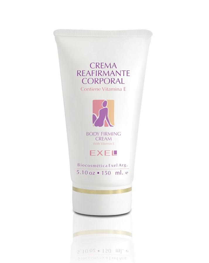 Crema Reafirmante Corporal con Vitamina E x 150ml Exel
