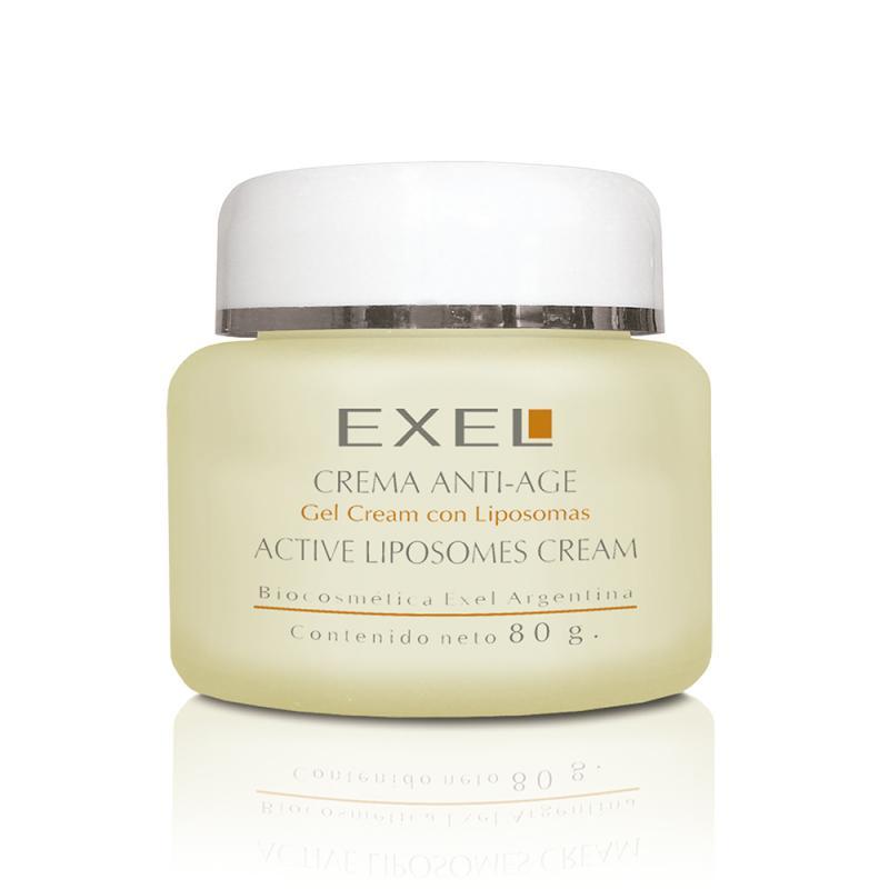 Crema Antiage con Liposomas x 80ml Exel