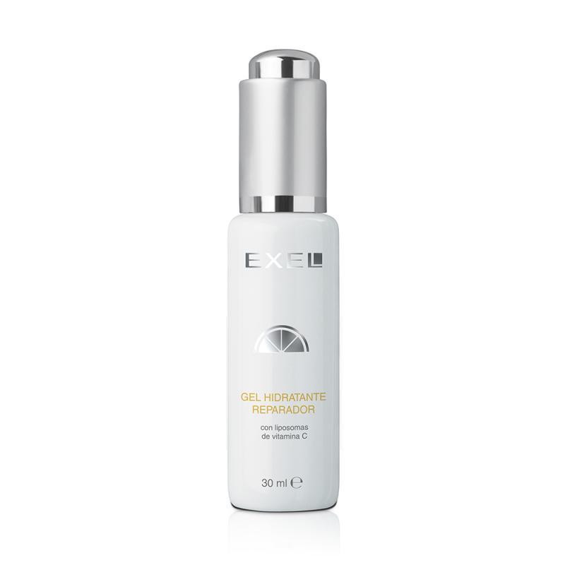 Gel Hidratante Reparador con Vit. C x30ml Exel