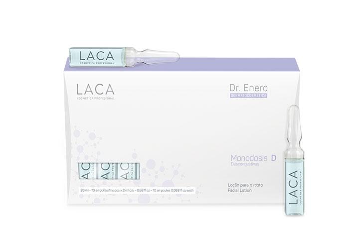 Monodosis D. Descongestiva Ampollas, Laca