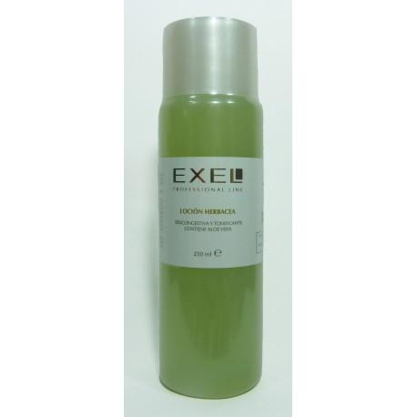 Loción Herbácea con Aloe Vera x 250ml Exel