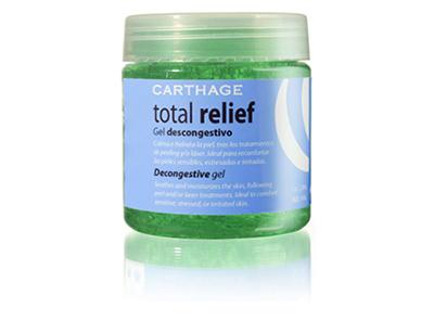 Total Relief Gel Descongestivo x 200g, Crthage