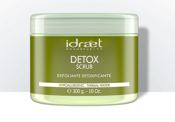 Detox Scrub x 300g Idraet
