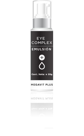 Eye Complex Emulsión Megavit Plus 30cc Icono