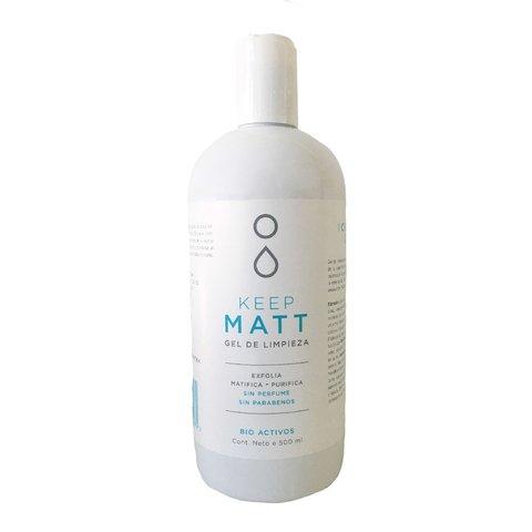 Gel de Limpieza Keep Matt, Icono x 500 ml