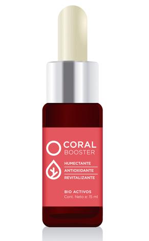 Coral Booster Efecto Lifting x 20ml Icono