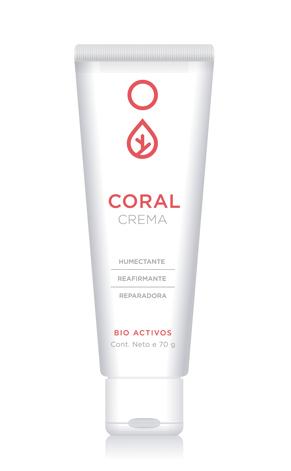 Coral Crema Antiage x 70g Icono