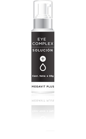 Eye Complex Solución Megavit Plus 30cc Icono