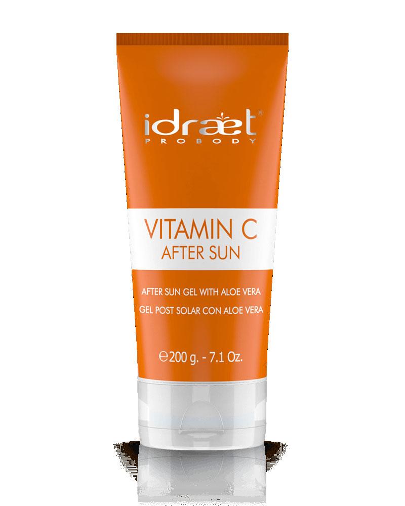 Vitamina C Gel Post Solar, Idraet