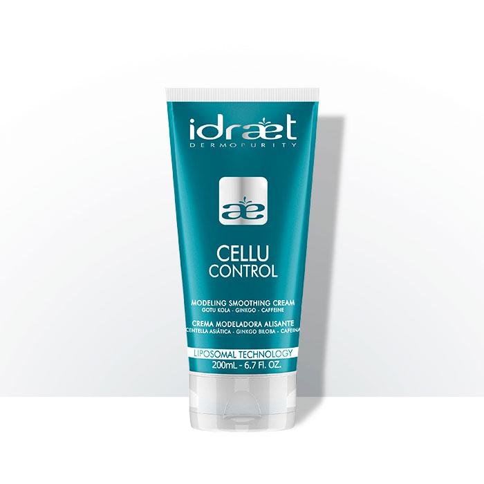 Cellu Control Crema Anticelulítica x200g, Idraet