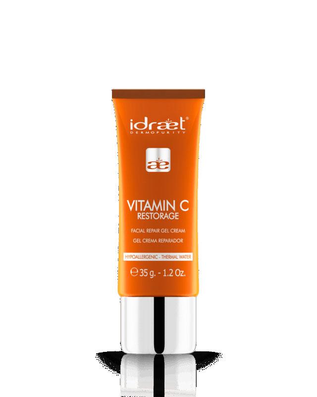 Crema Gel Reparador Restorage Vitamina C x 35g, Idraet