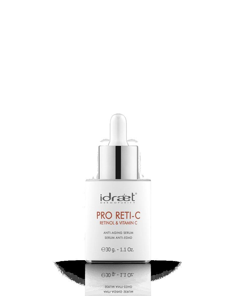 Pro Reti-C Serum Retinol y Vitamina C, Idraet