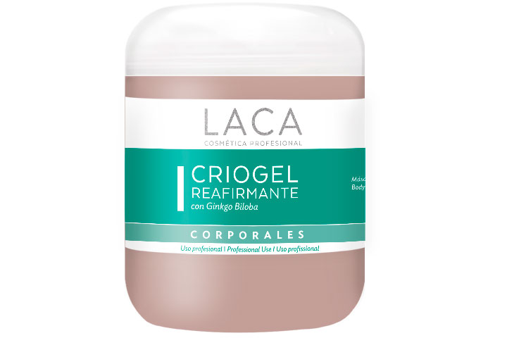 Criogel Reafirmante x 250g, Laca