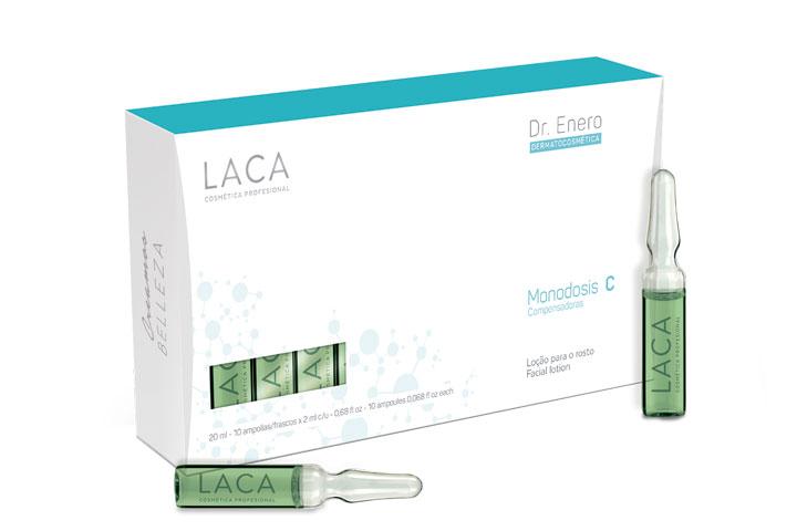 Monodosis C. compensadora A mpollas, Laca
