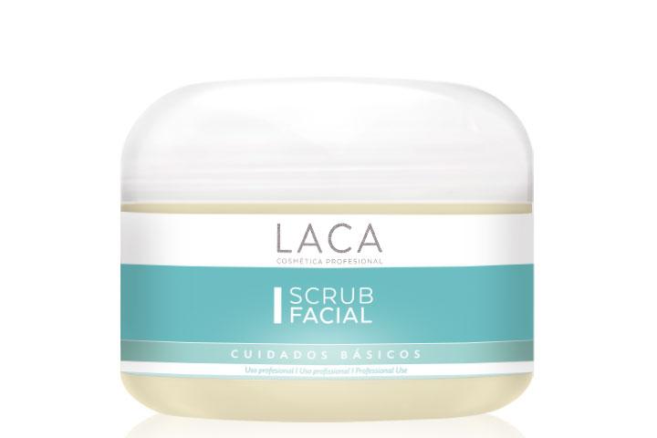 Scrub Facial x 250g Laca