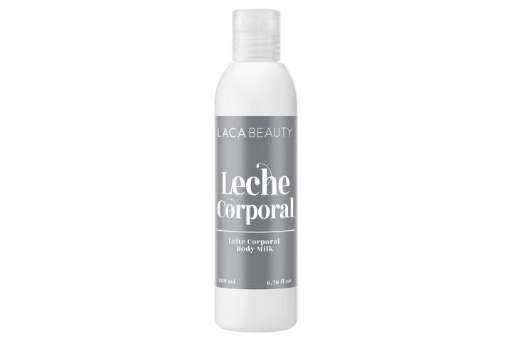 Leche Corporal Beauty, Laca