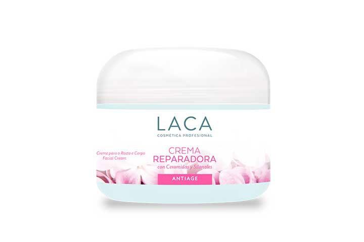 Crema Reparadora con Ceramidas y Silanoles x160g, Laca