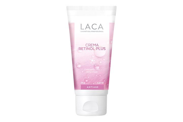 Crema Retinol Plus, Laca