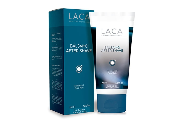 Balsamo After Shave x70g, Laca
