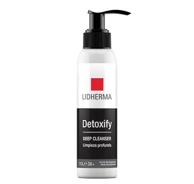 Detoxify Deep Cleanser x 110g Lidherma