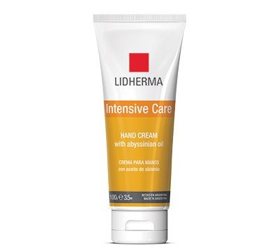 Intensive Care Hand Cream Manos Lidherma