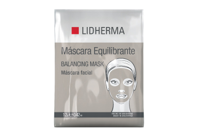 Máscara Equilibrante x 12g  Lidherma