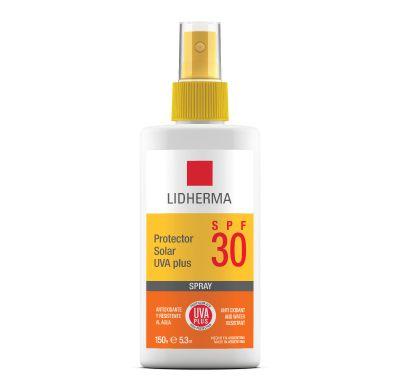 Protector Solar UVA Plus SPF 30 Spray Lidherma