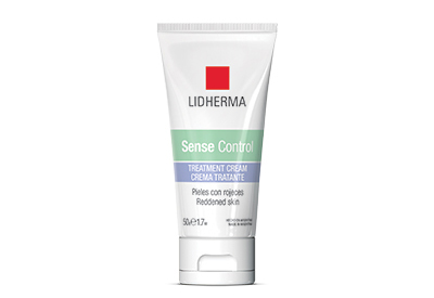 Sense Control Treatment Cream Lidherma