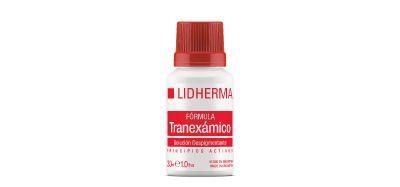 Fórmula Traxanexámico Lidherma
