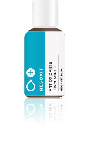 Mesovit Antioxidante x 20cc Icono
