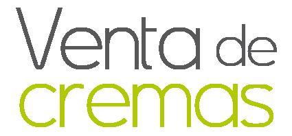 Logo de Venta de Cremas Online para el cuidado de piel del rostro y cuerpo